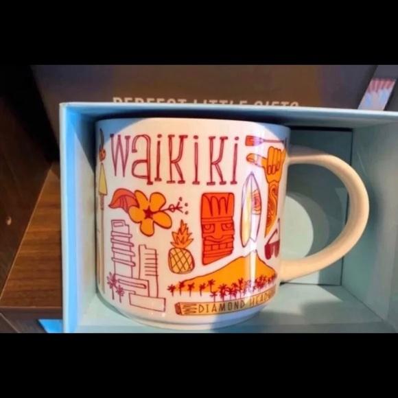 Starbucks - Mug - Been There Series - Waikiki